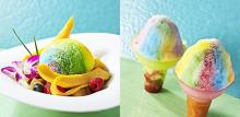 ホテルで楽しむハワイ発、フルーツたっぷりレインボーかき氷♡お得なテイクアウトメニューが狙い目♩