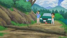 『クレヨンしんちゃん』、『ポツンと一軒家』をパロディー化