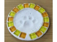 ペットや子どもとオリジナルコースターを作るワークショップ