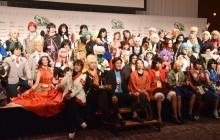 世界39ヶ国のコスプレイヤー代表が東京に集結 京アニ作品で登場のレイヤーも