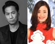 EXILE HIRO&上戸彩に第2子男児誕生「母子共にとても健康です」