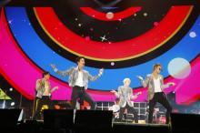 WINNER、日本初アリーナツアーで新曲5曲初披露「日本語歌詞と原曲が混ざり合うように…」
