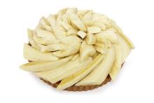 """8月7日は""""バナナの日""""。「カフェコムサ」35店舗それぞれに個性溢れるバナナのケーキが4日間だけ登場♡"""