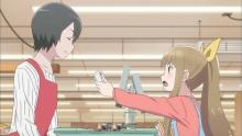 TVアニメ『 女子高生の無駄づかい 』第3話「わすれもの」【感想コラム】
