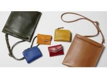 全6色!「土屋鞄製造所」から夏限定のコンパクト財布が登場
