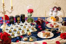 ロマンチックに秋の味覚が味わえる♡ストリングスホテル名古屋「美女と野獣アフタヌーンティー」第2弾をチェック!