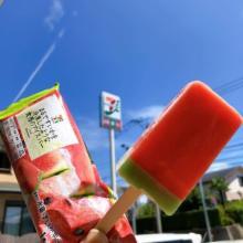 やっぱりコンビニアイスは侮れない…。「セブンの夏アイス」が毎日食べたくなるくらいのクオリティの高さです♡