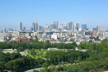 旬のフルーツを使った夏季限定スイーツも!この夏は「ホテルニューオータニ東京」の絶景ビュッフェダイニングへ♡