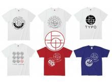 """まるで""""着るハンコ""""!ハンコデザインのユニークなTシャツ"""