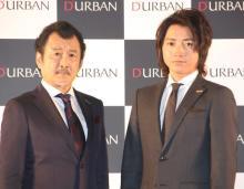 吉田鋼太郎、ツンデレ化で藤原竜也との共演「楽しくなかった」 ナルシストな一面も見せイチャイチャ