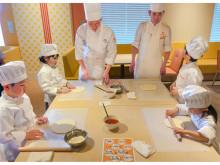 USJホテルの「キッズ ピッツァ作り体験&ランチ」追加開催!