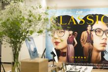 眼鏡をさらっとかけられる女性に憧れる。2019年秋冬の眼鏡トレンドは韓国からやってきたビッグ&メタルフレームです♡