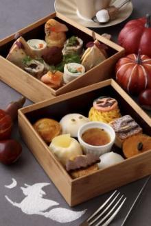 コワカワスイーツを重箱&ワンプレートで♩リーガロイヤルホテル京都のハロウィンデザートが9月より順次お目見え♡