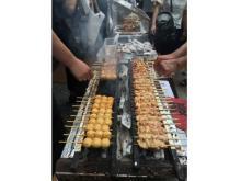 国産若どりの炭火焼き鳥が1本10円で食べられる!?