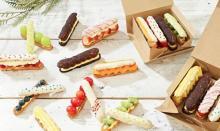 8月の新ラインナップがお目見え♩生チョコ発祥の店「シルスマリア」のミニエクレアがかわいすぎる♡
