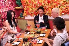三浦瑠麗、大迫勇也が来店「本音でハシゴ酒」のお店紹介in新宿三丁目