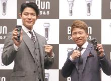 鈴木亮平、王者・井上尚弥選手を挑発で勝利宣言 スパーリングで手応え「これは勝てるな」