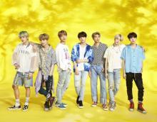 BTS、海外男性歌手初のミリオン「とても幸せ」 レコ協19年7月度認定
