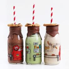 人気のミルクボトルがフローズンシェイクに♡クッキータイム原宿の夏メニューでおいしく楽しくクールダウン!