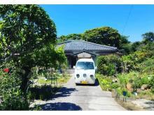 自然とアートが楽しめる種子島の宿「泊まれる植物館あずまや」
