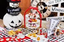 アリスの気分でハロウィン女子会はいかが♩秋の味覚たっぷりのアフタヌーンティーが北青山「VINO BUONO」で開催♡