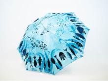 海底世界の空間を演出!傘アートブランド「SUSTO」夏の展覧会