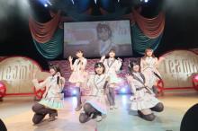 AKB48チーム8、代表不在12県メンバー合同募集