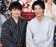 田中圭、林遣都と『おっさんずラブ』お泊りロケを回想「平成最後の満月に初めて真面目に話した」