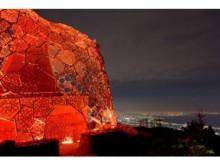 """1000万ドルの夜景とともに楽しむ六甲山の""""光のアート"""""""
