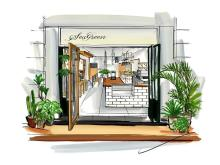 「Seagreen」初のコンセプトカフェが由比ガ浜にオープン!