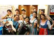 """都ホテル尼崎で、飲んで食べて歌って楽しむ""""ビール祭り""""開催!"""