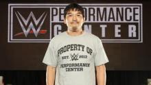 """""""ケンドー カシン""""石澤常光、WWEと専属コーチ契約締結"""