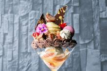 この秋に食べるべき極上パフェ♡ストリングスホテル名古屋の「大人のご褒美パフェ」がなんだかスゴイ!