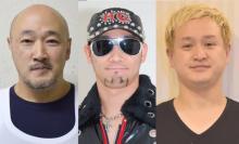 HGら謹慎芸人6人が関西の劇場訪問 文枝、オール阪神巨人ら師匠が激励「しっかり頑張って行こう」