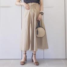 GUの「レースアップスカート」でフェミニンスタイルが完成♡IGで見つけたおしゃれコーデ5つ