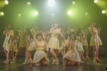 NGT48、3ヶ月ぶり劇場公演再開「新潟にあってよかったと思ってもらえるよう頑張る」