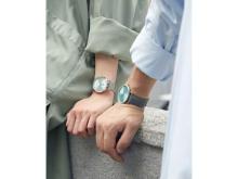 初の燻し加工デザインも!「LLARSEN」から新作腕時計が登場