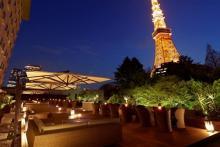 東京タワーの絶景×秋の味覚ハイティー♩東京プリンスのハロウィーンプランはオトナ女子会やデートにぴったり♡