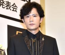 稲垣吾郎「今が一番充実してる」 目標問われ「テレビのお仕事も…」
