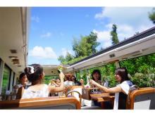 レストランが街を巡る!新しい旅「なごやレストランバス」