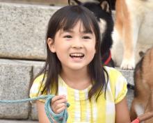 新海誠監督の娘・新津ちせ、初の実写主演映画に「お父さんも泣いちゃった」