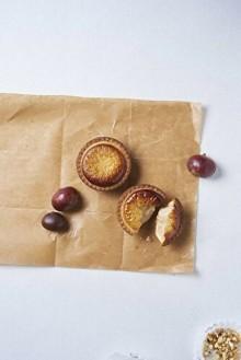 秋の始まりにぴったりなほっこりテイスト♡チーズタルト専門店「BAKE」9月は「マロンチーズタルト」がお目見え♩