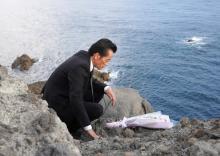 """遠藤憲一「実は高所恐怖症」高さ50メートルの""""断崖""""ロケを敢行"""