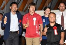 東京2020パラ五輪、開幕まで1年 水泳・木村敬一選手「私たちのことを知ってもらうきっかけに」