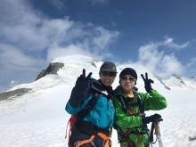 土屋太鳳、『24時間テレビ』で難病の少年とスイス・アルプス登山スタート