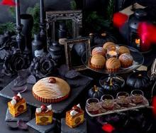 ホテルニューオータニ大阪の人気ビュッフェが秋仕様に♡モンブラン食べ比べ×シャインマスカットタルトはマストチェックです!