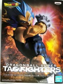 『ドラゴンボール超』悟空とベジータのかめはめ波&ギャリック砲を再現できるタッグフィギュアをゲットしてきたぞ!【レビュー】