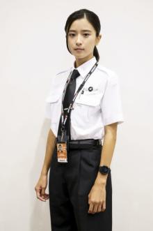 黒島結菜、キンプリ永瀬と恋愛模様 新人パイロット訓練生役に挑戦「希望が詰まった作品」