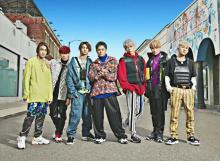 "LDH初""全員が歌って踊る""BALLISTIK BOYZ、10・23初シングル「44RAIDERS」"
