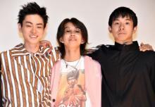 菅田将暉&仲野太賀、破天荒な16歳・YOSHIとの初対面で絶句「この才能を活かすも殺すも俺ら次第」